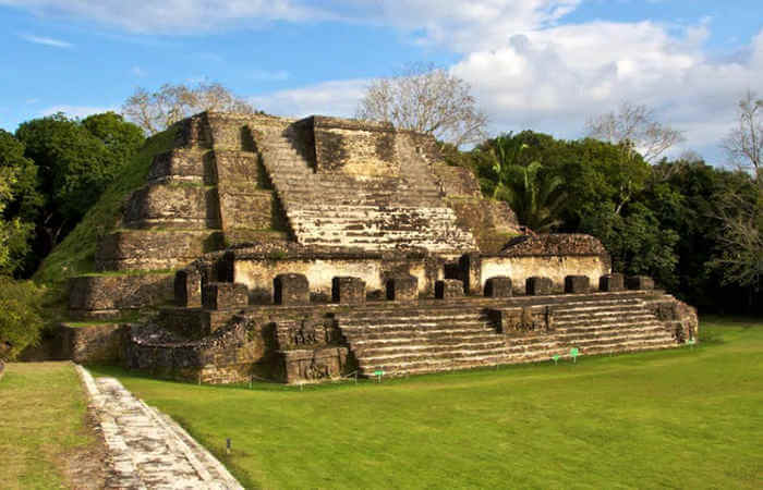 Bacab Altun Ha Maya Ruins Belize Tour